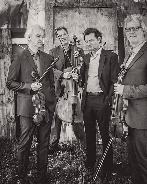 Modern String Quartet 2015