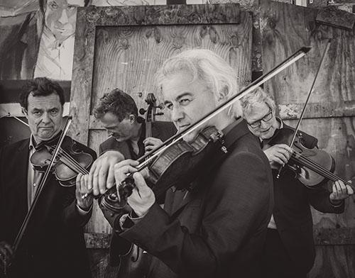 Modern String Quartet MSQ 9