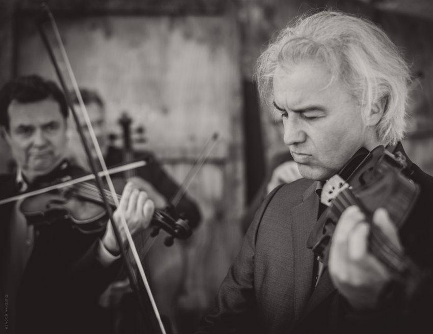 Modern String Quartet Foto